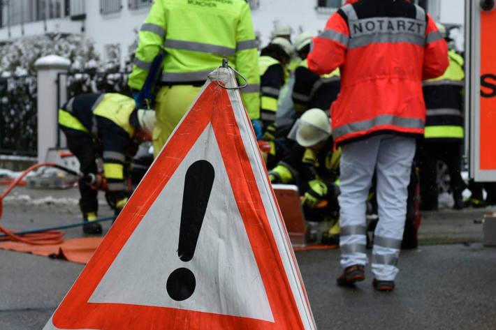 Nach einem Unfall in Amriswil musste ein Rollerfahrer ins Spital gebracht werden (Symbolbild)