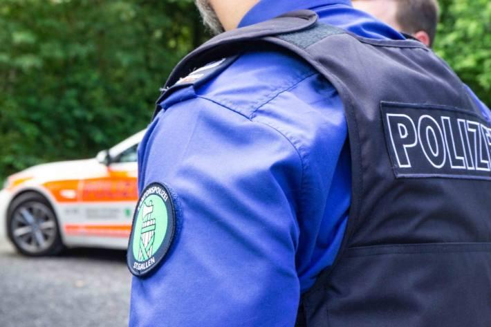 Ein rabiater Mann ist gestern in St. Gallen auf zwei Frauen losgegangen. (Symbolbild)