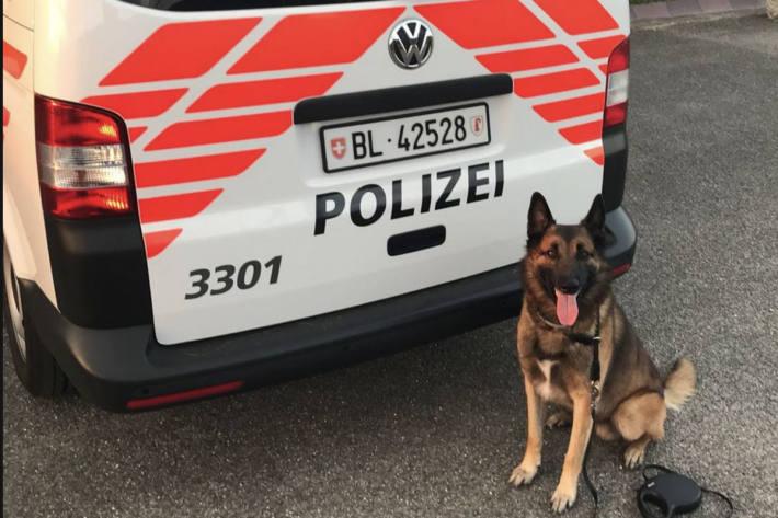 Intensive Verkehrskontrollen ab Montag 14. September im ganzen Kanton Basel-Landschaft.