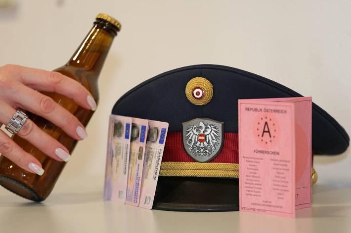 Ein alkoholisierter Autolenker sorgte für eine Sperre des Plabutschtunnels in Graz (Symbolbild)
