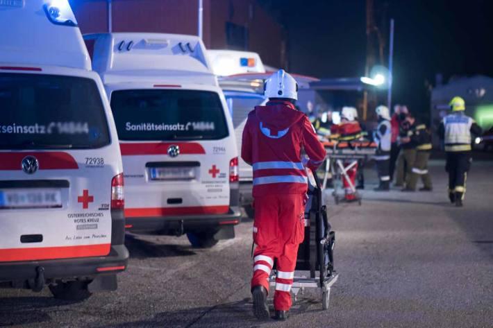 Verkehrsunfall mit Verletzung in Hüttenberg (Symbolbild)