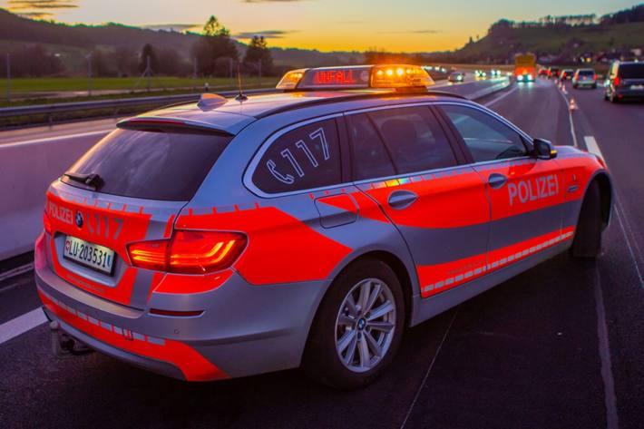 Die Luzerner Polizei hat beiden Personen den Führerausweis abgenommen (Symbolbild)
