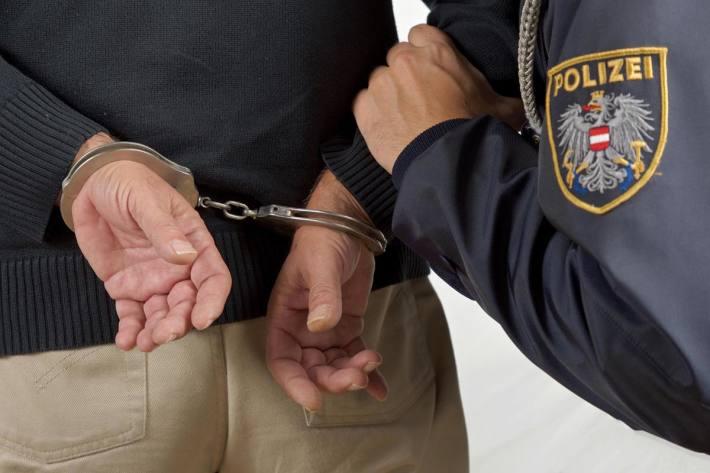 Mann nach Einbruch in St. Michael in Obersteiermark  festgenommen (Symbolbild)