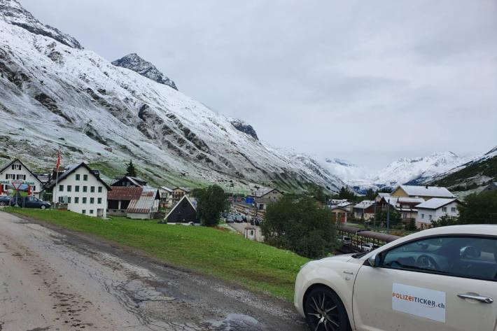 Schnee in den Bergen ist mitte der nächsten Woche nicht auszuschliessen. (Symbolbild)