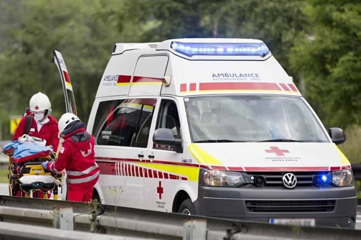 Drei Kinder nach Verkehrsunfall in Pettnau verletzt (Symbolbild)