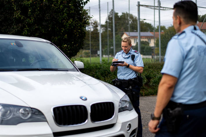 In Winterthur ZH wurde ein Sprayer verhaftet. Er muss sich wegen 70 Anzeigen verantworten.