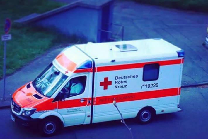 Zwei Frauen und drei Kinder teils schwer verletzt in Bretten (Symbolbild)