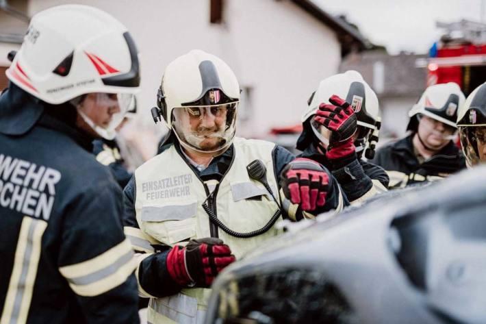 Verkehrsunfall mit Todesfolge auf Gleisanlage in Bodensdorf (Symbolbild)