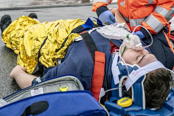 37-Jähriger in Wien schwer verletzt (Symbolbild)