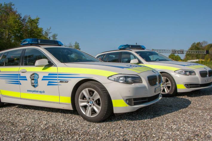 Gestern verunfallte eine 25-jährige Frau mit dem Motorrad in Beinwil AG.