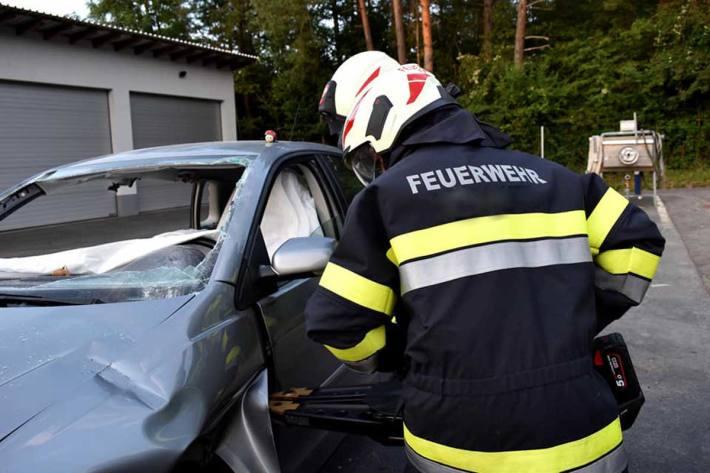 Verkehrsunfall unter Alkoholeinfluss in Gmünd (Symbolbild)
