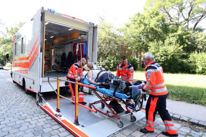 Mann in Werndorf schwer verletzt (Symbolbild)