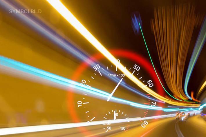 Exzessive Geschwindigkeitsübertretung in Gaweinstal (Symbolbild)