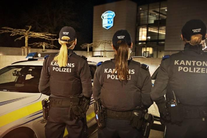 Schlag gegen die Cyberkriminalität im Kanton Aargau.