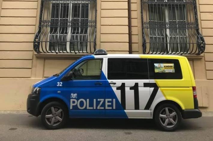 Gestern wurde in Basel eine Tankstelle überfallen (Symbolbild)