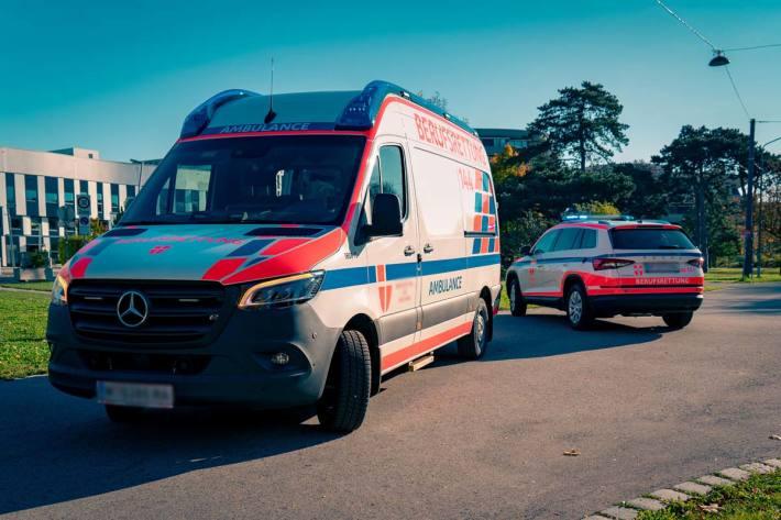 Mann bei Arbeitsunfall in Westendorf verletzt (Symbolbild)
