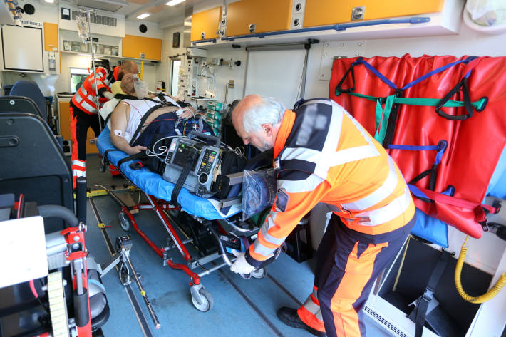 Mann in Köln schwer verletzt (Symbolbild)