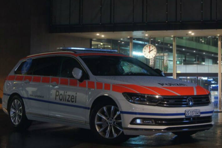 In Steinhausen ZG wurden gestern im Zugerland Gegenstände gestohlen.