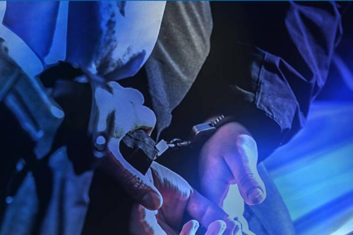 In Wil hat die Kantonspolizei St.Gallen zwei Schweizer festgenommen (Symbolbild)