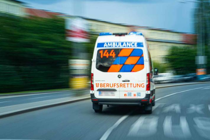 16-jähriger Mopedfahrer bei Unfall in Tamsweg verletzt (Symbolbild)