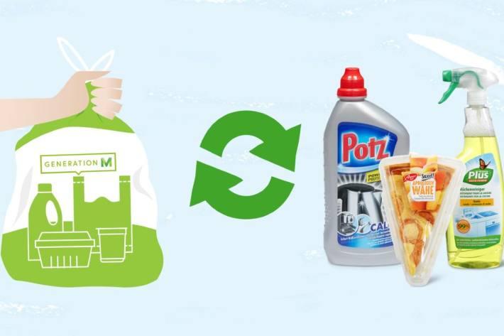 Migros führt schweizweit ein neues Plastikrecycling ein.