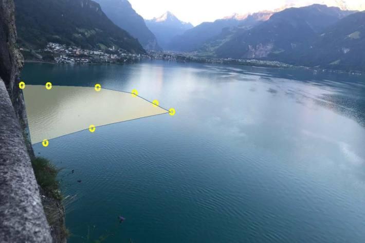 Der Kanton Uri informiert zur Seeflächensperrung.