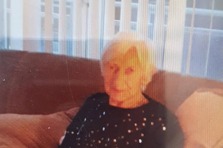 vermisste 93-jährige Frau aus Halstenbek