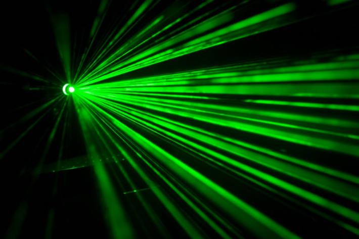 In Zürich wurde letzte Nacht ein Tramführer mit einem Laserpointer angegriffen.