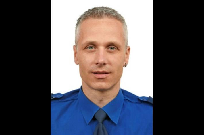 René Ruf leitet neu die Polizeistation.