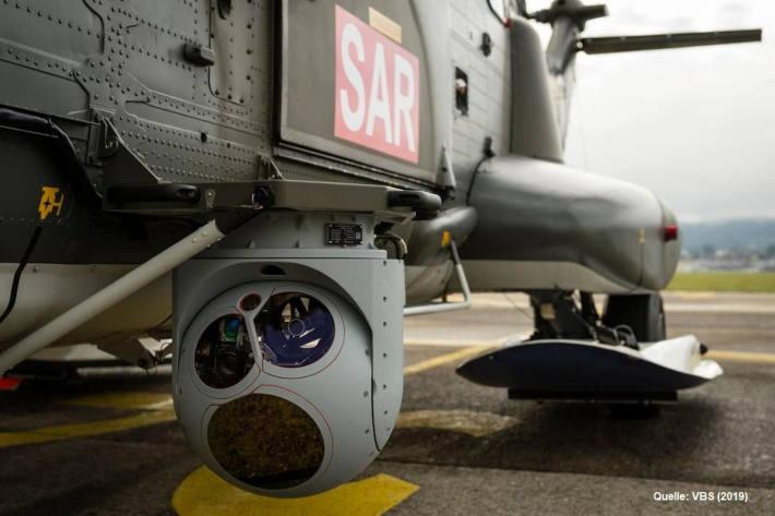 SAR Helikopter - Symbolbild