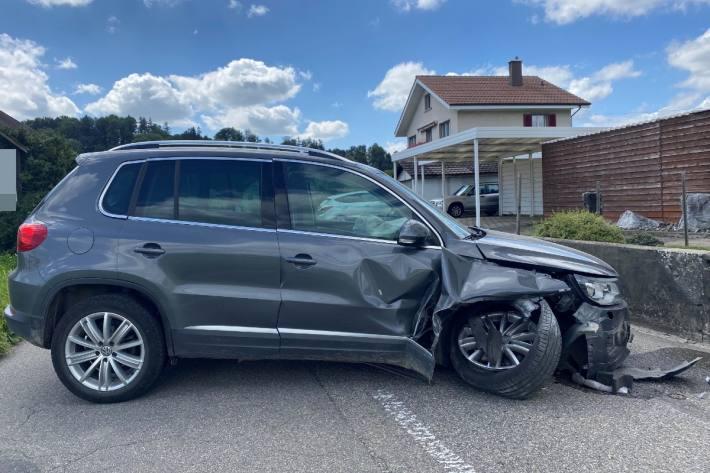 Beim Unfall in Strengelbach AG hatte der Lenker keinen gültigen Führerschein.