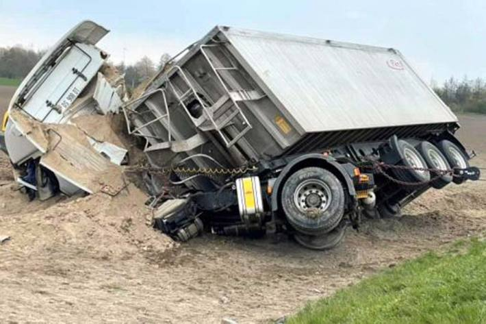 Verkehrsunfall mit Personenschaden im Bezirk Gänserndorf