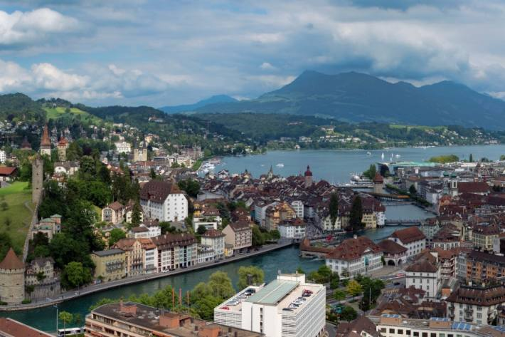 Durchgangsplatz für Fahrende in Luzern bis 2023 gesichert