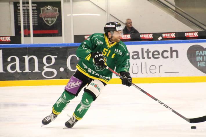 Patrick Parati bleibt beim HC Thurgau.