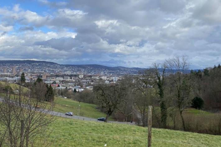 Zürich im Januar 2020.