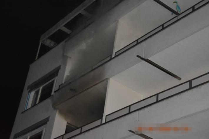 In Obergösgen brannte es diese Nacht in einem Mehrfamilienhaus.