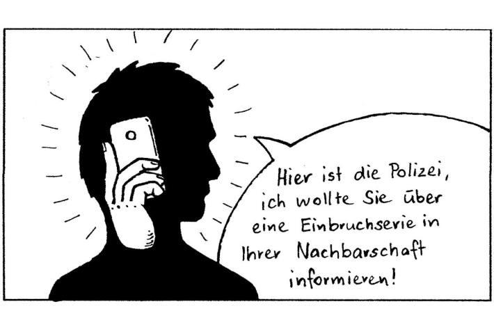 """Im Kanton Solothurn treiben wieder vermehrt """"Falsche Polizisten"""" ihr Unwesen! Bitte verbreiten"""