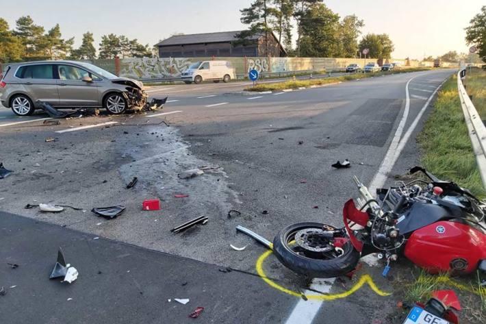 37-Jähriger bei Unfall in Gifhorn schwer verletzt