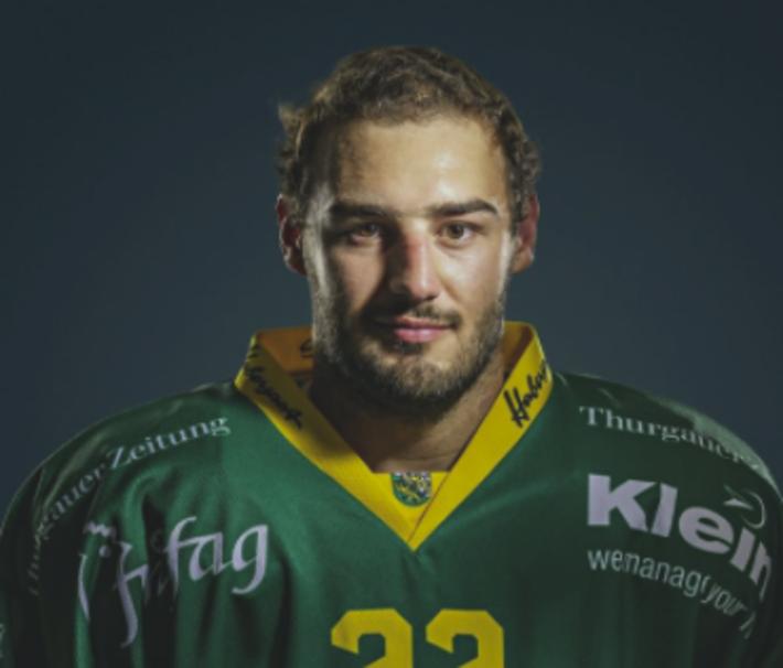 Jason Fritsche bleibt beim HC Thurgau.