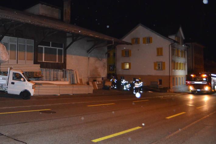 Einbruch und Brandfall in CBD-Hanf-Indooranlage in Herisau