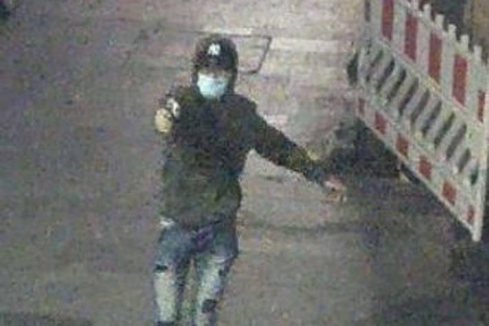Polizei Berlin fahndet nach diesem Mann