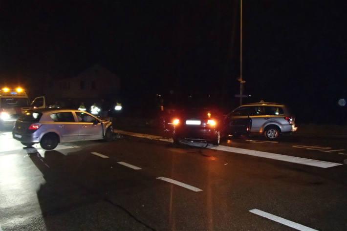 Der Lenker des Ople Astra verursachte den Unfall.