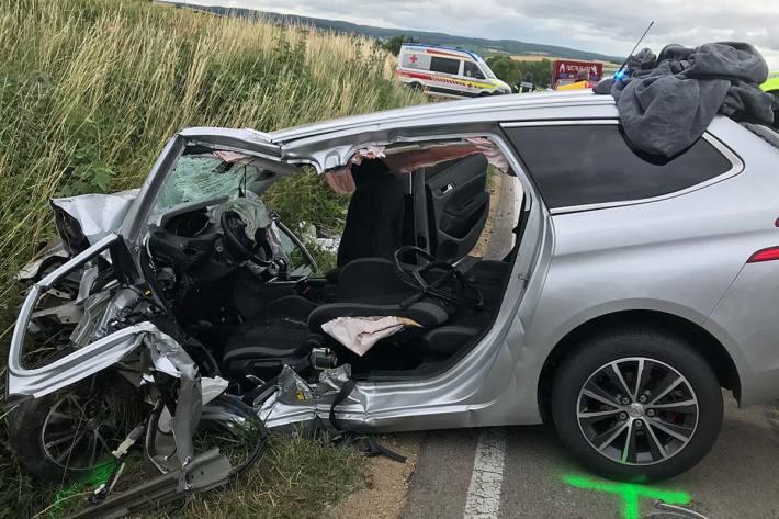 Schwerer Unfall in Oberfellabrunn