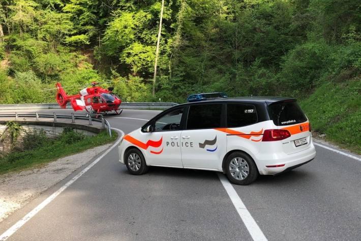 In Charmey FR kam es gestern zu einem tödlichen Arbeitsunfall.