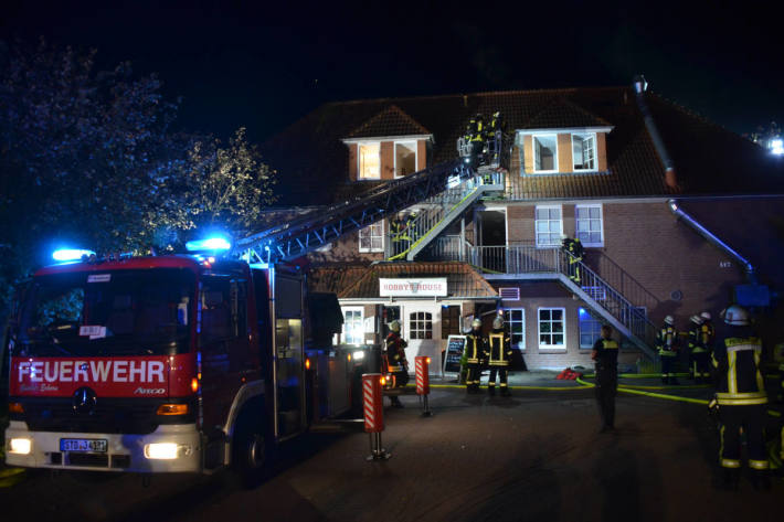 52-jähriger Bewohner bei Wohnungsbrand ums Leben gekommen