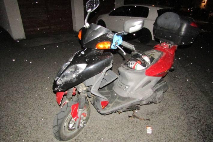 Beim Unfall in Niederurnen GL von gestern, kam es zu Sachschaden.