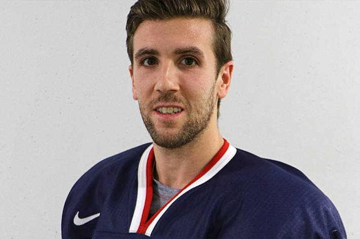 Ryan Gunderson neu bei Fribourg.