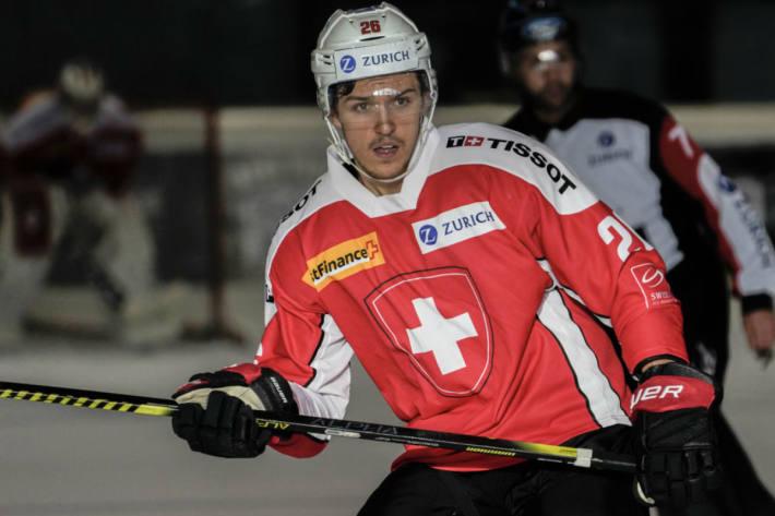 David Aebischer kehrt nach Fribourg zurück.