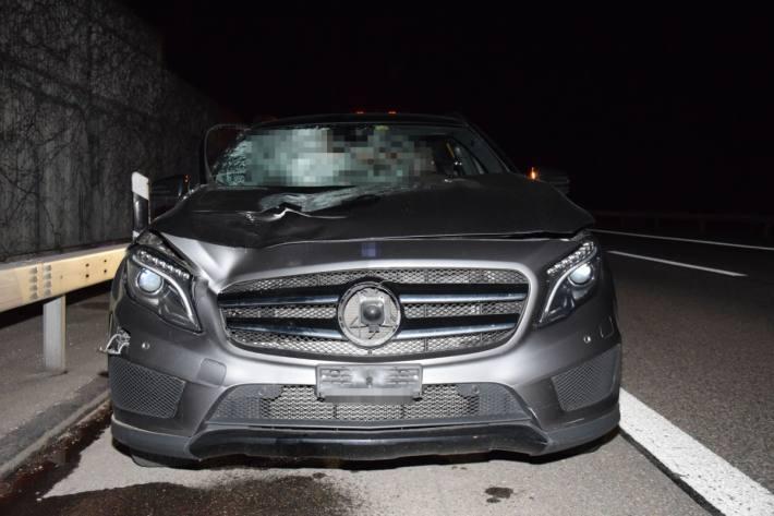 Beim tragischen Unfall in Flumenthal SO wurde gestern ein Fussgänger schwer verletzt.