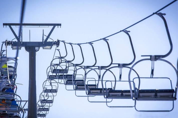 Symbolbild - Skilift